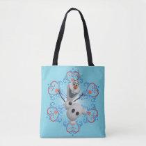 Olaf | Heart Frame Tote Bag