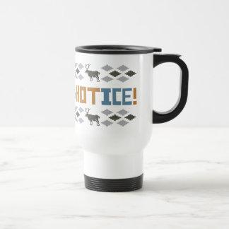 ¡Olaf - hielo caliente! Tazas De Café