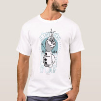 Olaf | I Love Heat T-Shirt