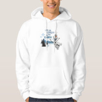 Olaf, I'm an Expert on the Snow Hooded Sweatshirt