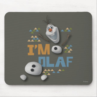 Olaf | I'm Olaf Mouse Pad