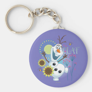 Olaf | It's a Perfect Day Keychain