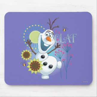 Olaf | It's a Perfect Day Mouse Pad