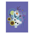 Olaf | It's a Perfect Day Poster