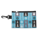 Olaf   Let the Holiday's Begin Pattern Accessory Bag