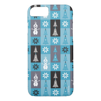 Olaf   Let the Holiday's Begin Pattern iPhone 8/7 Case
