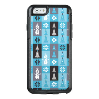 Olaf   Let the Holiday's Begin Pattern OtterBox iPhone 6/6s Case