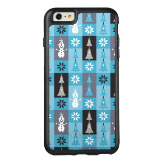 Olaf   Let the Holiday's Begin Pattern OtterBox iPhone 6/6s Plus Case