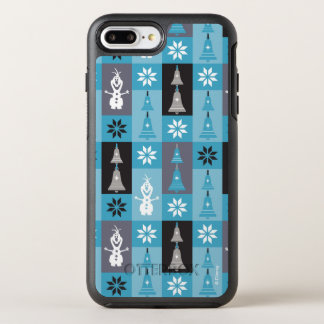 Olaf   Let the Holiday's Begin Pattern OtterBox Symmetry iPhone 8 Plus/7 Plus Case