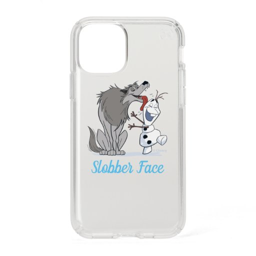 Olaf Licked By Wolf Speck iPhone 11 Pro Case