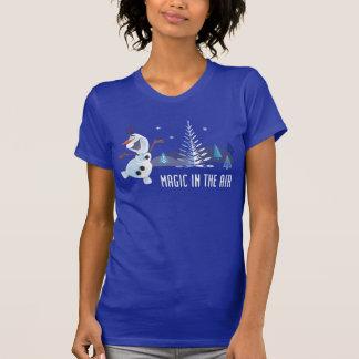 Olaf   Magic in the Air T-Shirt