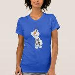 Olaf - pequeño héroe fresco camiseta