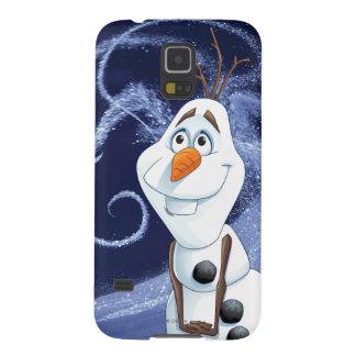 Olaf - pequeño héroe fresco carcasa para galaxy s5