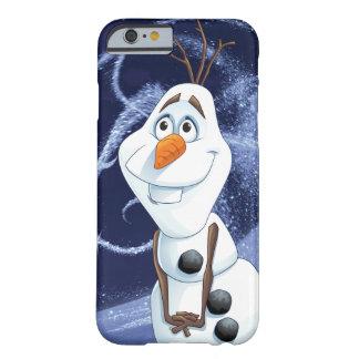 Olaf - pequeño héroe fresco funda de iPhone 6 barely there