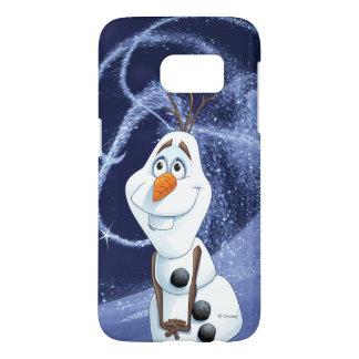 Olaf - pequeño héroe fresco fundas samsung galaxy s7