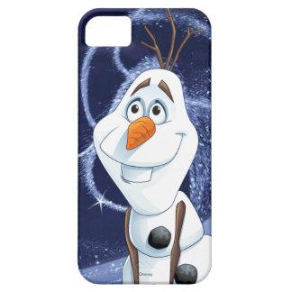Olaf - pequeño héroe fresco iPhone 5 fundas