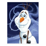 Olaf - pequeño héroe fresco postales
