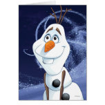 Olaf - pequeño héroe fresco tarjetas