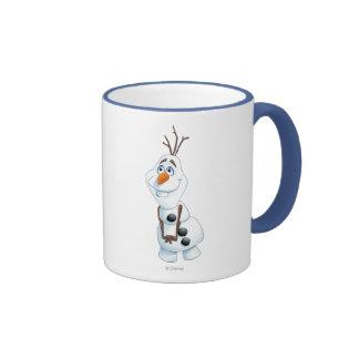 Olaf - pequeño héroe fresco taza a dos colores