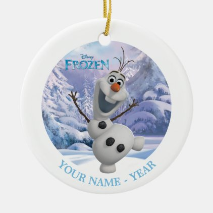 Customizable Disney Frozen Christmas Ornaments Blog Mouse Gifts