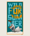 Olaf, salvaje para el verano