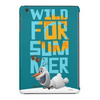 Olaf, salvaje para el verano fundas de iPad mini