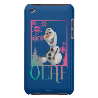 Olaf | Sitting Barely There iPod Cover