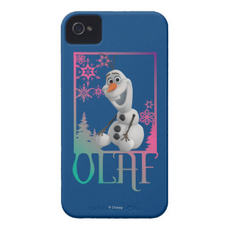 Olaf Sitting iPhone 4 Cover