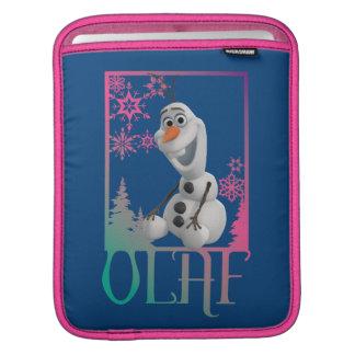 Olaf | Sitting iPad Sleeve