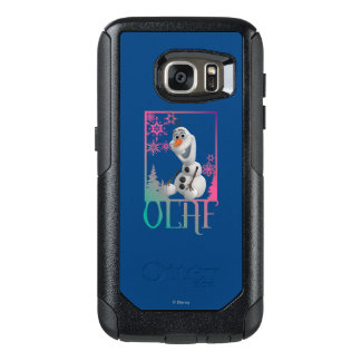 Olaf   Sitting OtterBox Samsung Galaxy S7 Case
