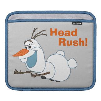 Olaf | Sliding iPad Sleeve