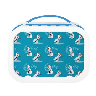 Olaf Snowflakes Lunchboxes