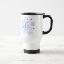 Olaf | Snowflakes Travel Mug
