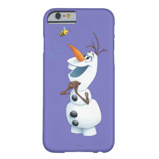 Olaf   Summer Dreams Barely There iPhone 6 Case