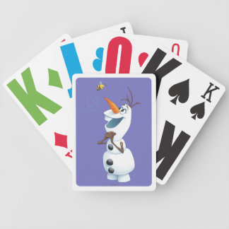 Olaf | Summer Dreams Bicycle Playing Cards