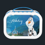 """Olaf   Today Will be Perfect Lunch Box<br><div class=""""desc"""">Frozen Fever - Olaf   Check out this customizable Olaf design! Personalize your own Frozen merchandise on Zazzle.com! Click the Customize button to insert your own name or text to make a unique product. Try adding text using various fonts &amp; view a preview of your design! Zazzle&#39;s easy to customize...</div>"""