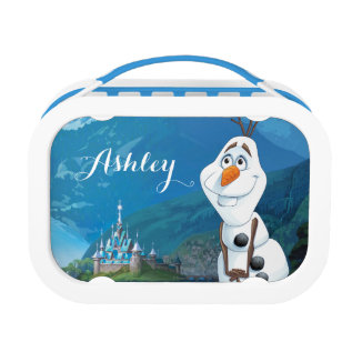 Olaf | Today Will Be Perfect Lunch Box at Zazzle