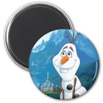 Olaf | Today Will be Perfect Magnet