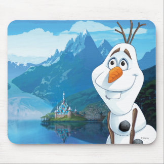 Olaf | Today Will be Perfect Mouse Pad