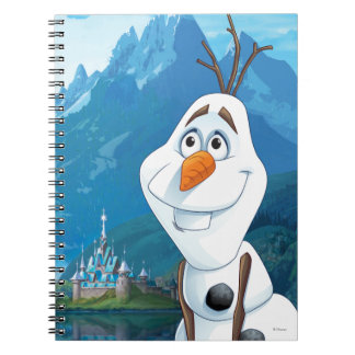 Olaf | Today Will be Perfect Notebook