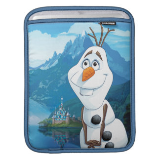 Olaf | Today Will be Perfect Sleeve For iPads