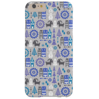 Olaf   Warm Hugs All Around Pattern Barely There iPhone 6 Plus Case