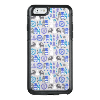 Olaf   Warm Hugs All Around Pattern OtterBox iPhone 6/6s Case