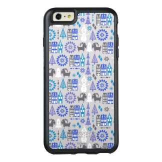 Olaf   Warm Hugs All Around Pattern OtterBox iPhone 6/6s Plus Case
