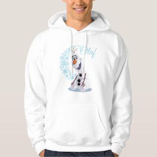 Olaf | Wave of Snowflakes Hoodie
