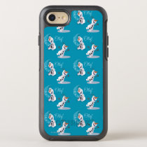 Olaf | Wave of Snowflakes OtterBox Symmetry iPhone 8/7 Case