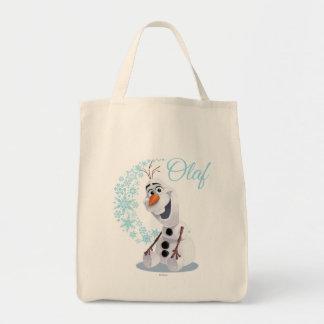 Olaf | Wave of Snowflakes Tote Bag