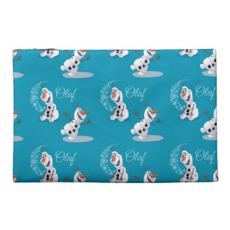 Olaf | Wave of Snowflakes Travel Accessory Bag