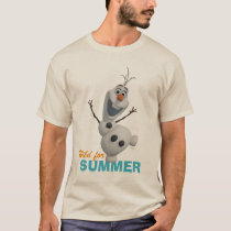 Olaf | Wild for Summer T-Shirt