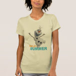Olaf - Wild for Summer Tee Shirts